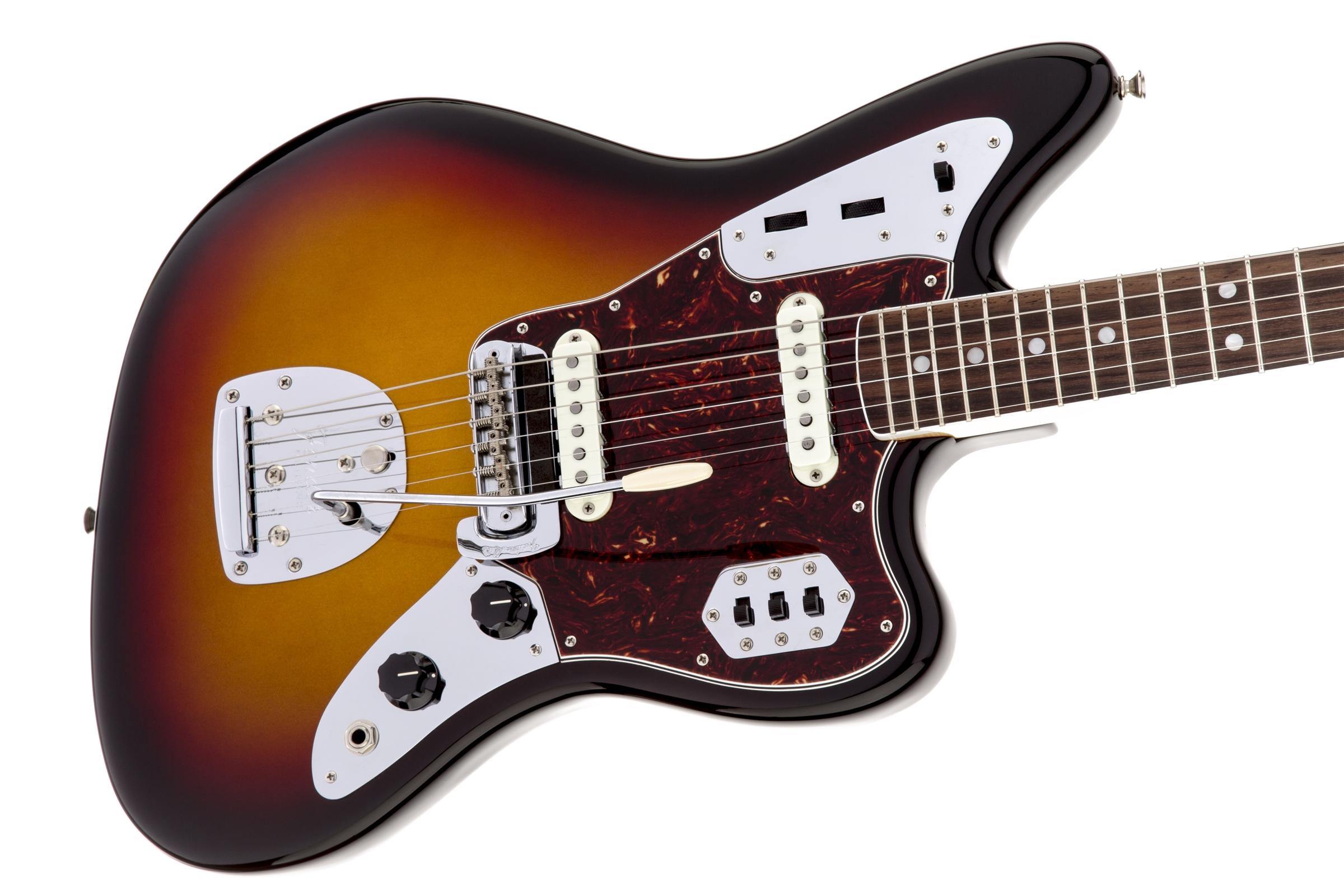 American Vintage '65 Jaguar® | Electric GuitarsShop Fender