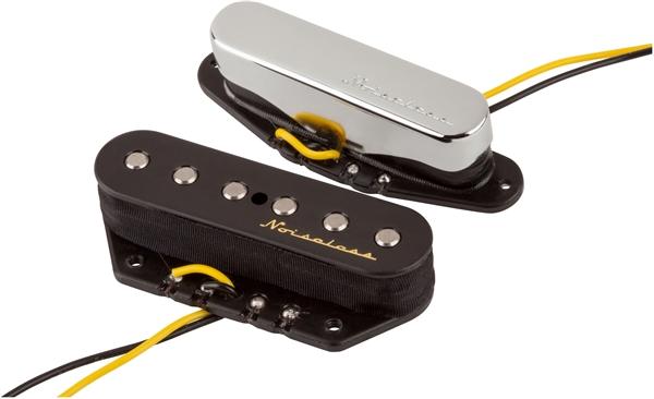 fender vintage noiseless™ tele® pickups  model #: 0992116000  tap to expand
