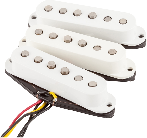Fender Fender® Tex-Mex™ Strat® Pickups, (3)
