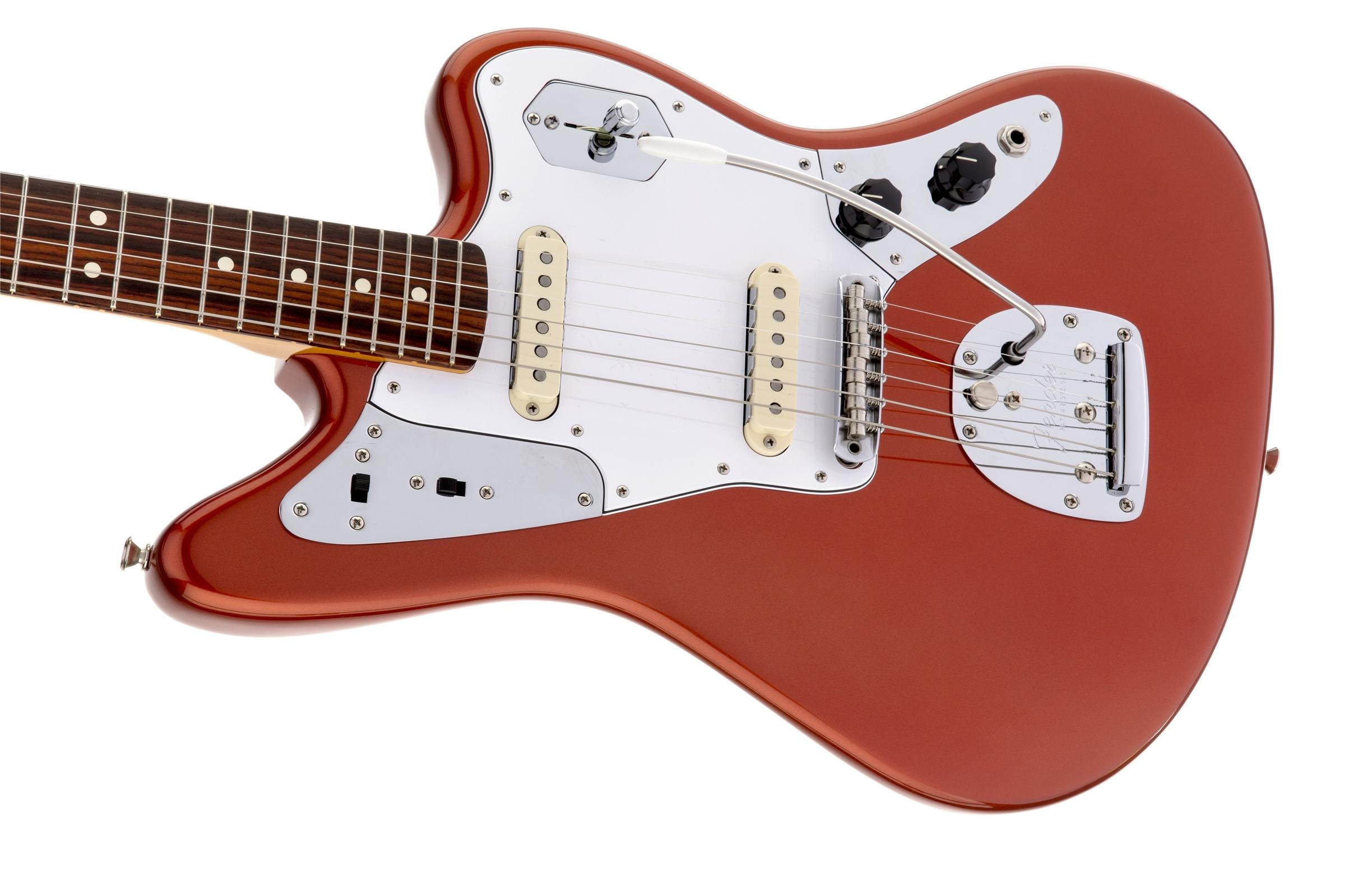 Johnny Marr Jaguar®   Fender Electric Guitars