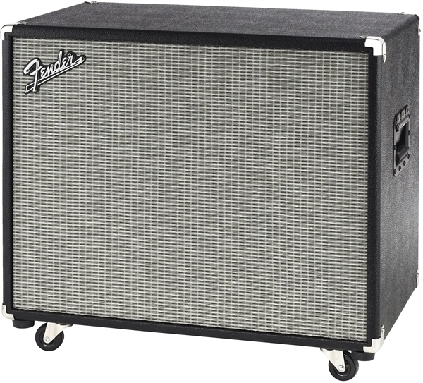 Fender Bassman® 115 Neo, Black/Silver