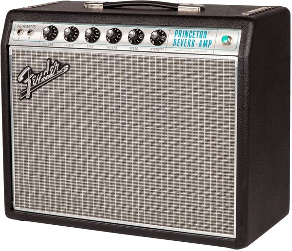 68 Custom Princeton® Reverb | Guitar Amplifiers
