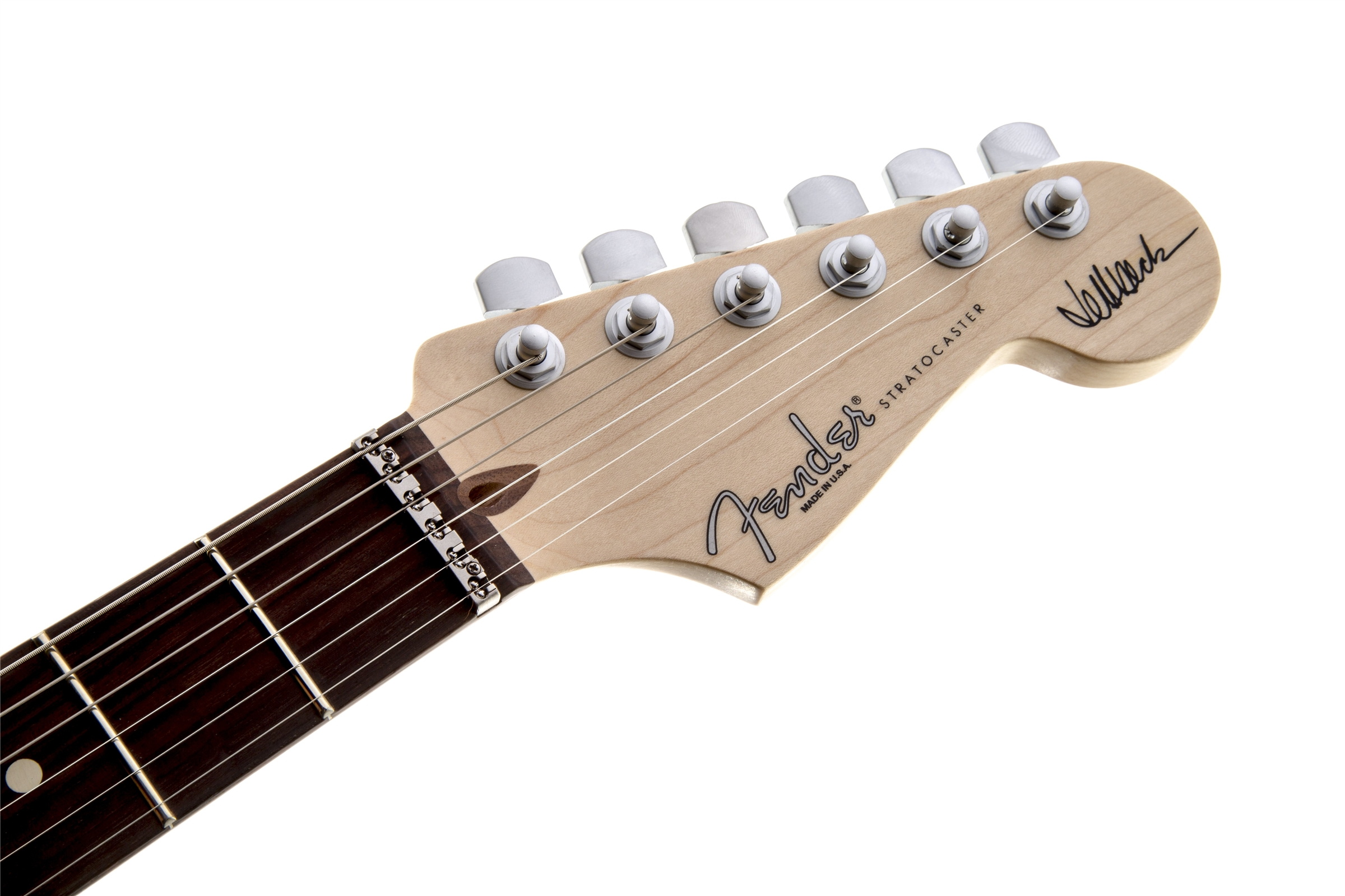Jeff Beck Stratocaster® | Fender Electric Guitars