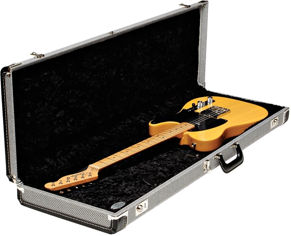 334befd0ff7 G&G Deluxe Hardshell Cases - Stratocaster®/Telecaster®. Model #:  0996101406. Tap to expand