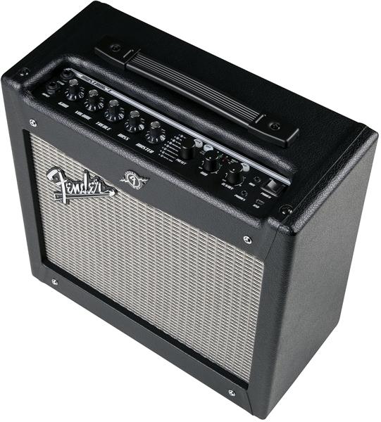 Fender Mustang 1 V2 >> Mustang I V 2 Guitar Amplifiers