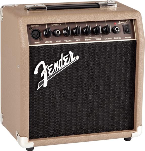 fender acoustasonic 15 120v rh shop fender com Dean Markley Amp Best Acoustic Guitar Amplifiers