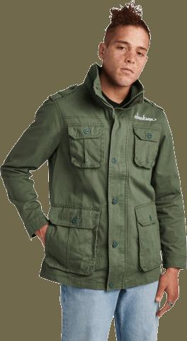 Jackson® Army Jacket - Green