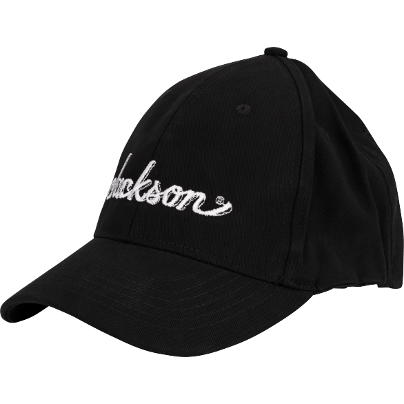 Jackson® Flexfit Hat - Black