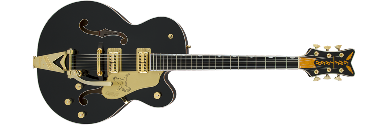 Gretsch FilterTron Humbucker Electric Guitar Pickup Gold Neck