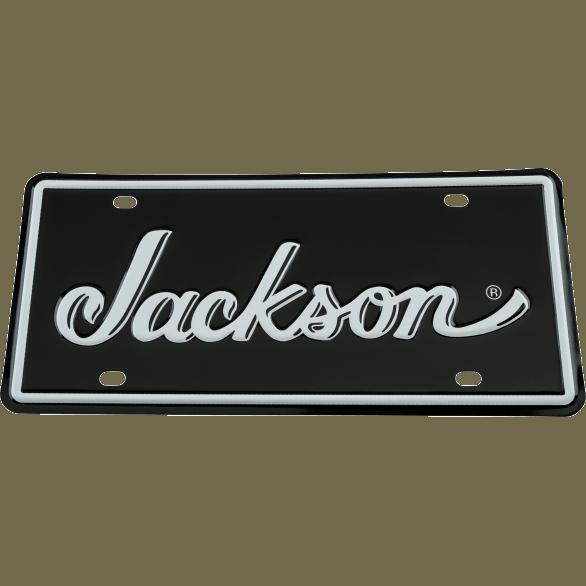 Jackson® Logo License Plate -