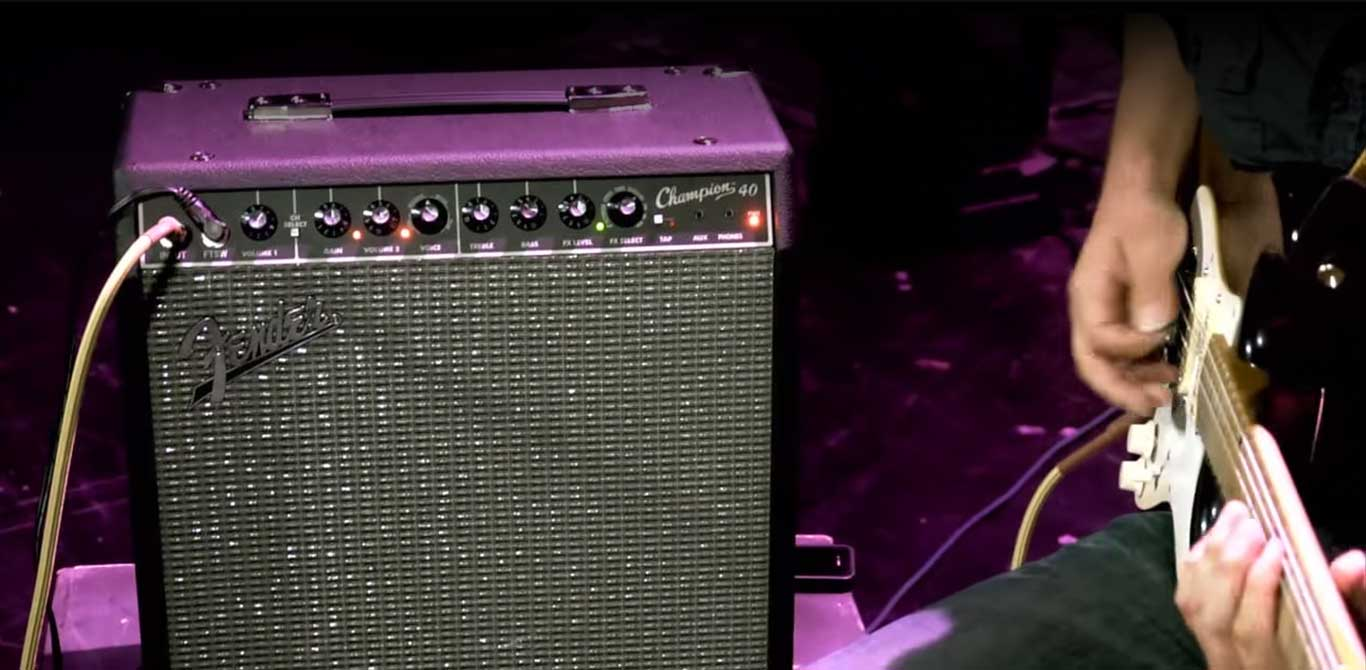 Champion Amplifiers