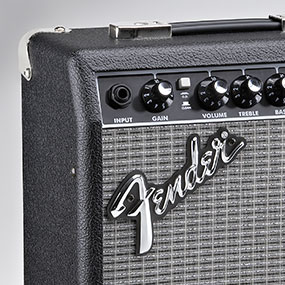 A Practice Amp That's Simple