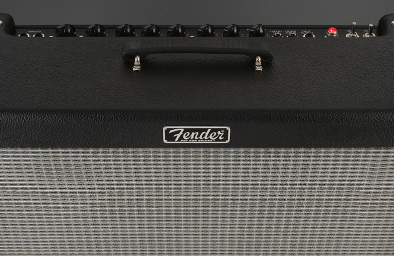 Hot Rod Amp
