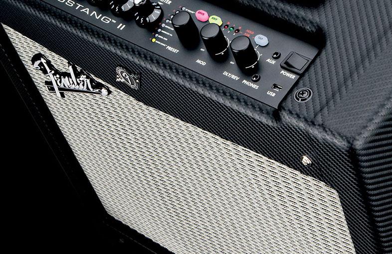 Mustang Amp Demo