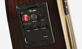 FISHMAN® PRESYS PREAMP AND TUNER