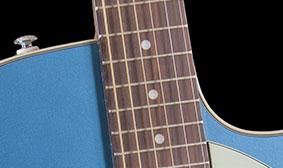 Fender coated strings