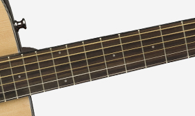 Easy-to-Play Neck