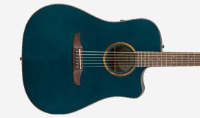 Cuerpo único de estilo Fender
