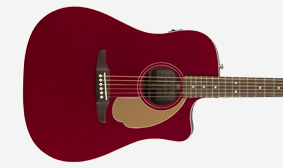 Exklusive Fender Korpusform