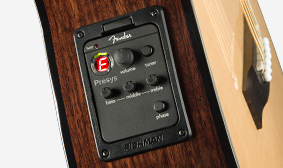 Fishman Presys Preamp and Tuner
