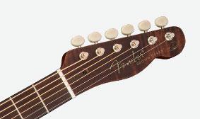 Mahogany Telecaster® neck