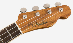 4-in-Line Tele Headstock