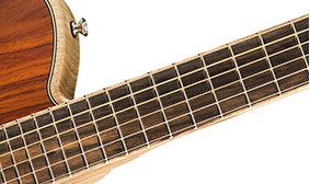 Channel-Bound Neck