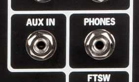 Auxiliary input
