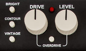 Overdrive switch
