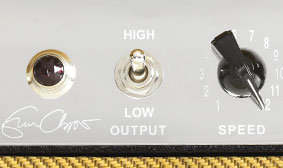 Switchable power attenuator