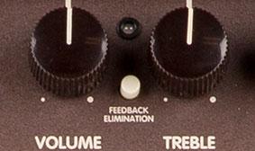 Feedback elimination control