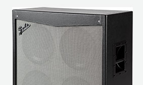 """¼"""" stereo cabinet"""