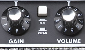 Overdrive select switch