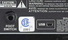 USB-Anschluss für Computer