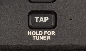 Fender Mustang LT25 Tuner