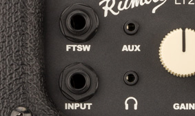 Fender Rumble LT25 has 20 Effects