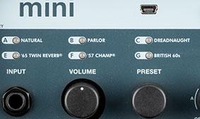 Amp modeling