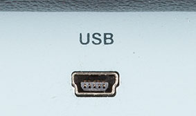USB Computer connectivity
