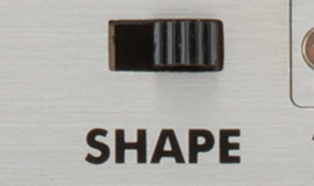 Shape Button