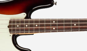 Narrow-Tall Frets