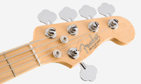 New Fluted Tuners