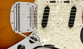 VINTAGE-STYLE MUSTANG TREMOLO