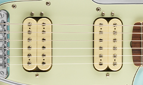 ATOMIC HUMBUCKING PICKUPS