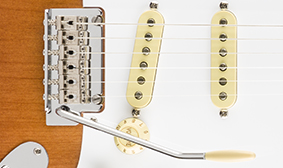 TWO-POINT SYNCHRONIZED TREMOLO