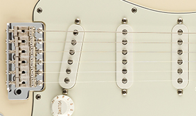 CUSTOM CERAMIC SINGLE-COIL PICKUPS