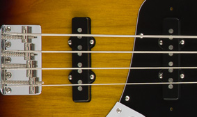 PURE VINTAGE ?75 JAZZ BASS PICKUPS