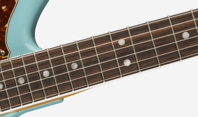 FINGERBOARD AND FRETS