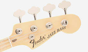 Special Headstock Signature
