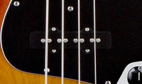 American Vintage Jazz Bass Pickups