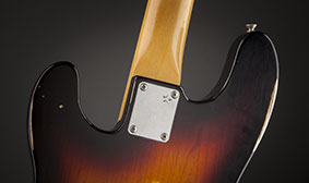 "Thick Modern Neck with ""C"" Profile"